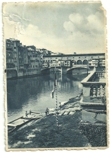 ponte vecchio ~1940
